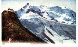Autriche - Payerhütte Mit Ortler - Austria