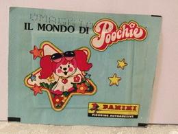 IL MONDO DI POOCHIE  Bustina  Chiusa Con Figurine  Panini DEL 1986 - Italian Edition