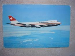 Avion / Airplane / SWISSAIR / Boeing B 747-257B / Airline Issue - 1946-....: Modern Era