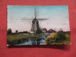Watermolen Bij NAARDERMEER   Netherlands > Noord-Holland > Naarden  Has Stamp  & Cancel    Ref 3784 - Naarden
