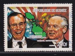 Guinea 1990, Minr 1289, Vfu - Guinea (1958-...)