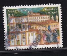 Brazil 1999, Minr 2941 Vfu (from Minisheet) - Oblitérés