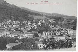 MAZAMET  Route Et Quartier  De Carcassonne. - Mazamet