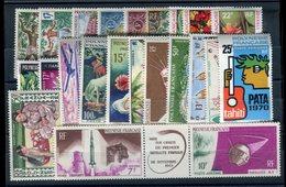 Polynésie - Lot De 23 Valeurs Neufs ** Luxes - Cote 220€ - Réf D 27 - Collections, Lots & Séries
