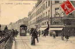 NANTES - Le Quai Flesselle - Nantes