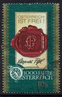 Osterreich 1996, MiNr 2199, Gestempelt - 1945-.... 2ª República