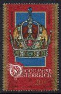 Osterreich 1996, MiNr 2203, Gestempelt - 1945-.... 2ª República