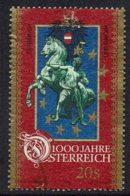 Osterreich 1996, MiNr 2204, Gestempelt - 1945-.... 2ª República