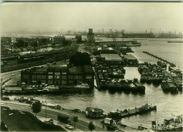 AMSTERDAM - GEZICHT OP DE HAVEN - FOTO CTK - 1950s (5964) - Amsterdam