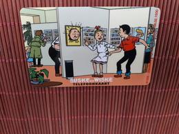Bob Et Bobette Telecarte (Mint,Neuve) Tirage 1500 EX Rare - Comics