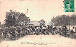 94 65 Bis VILLIERS SUR MARNE Départ De La Course - Villiers Sur Marne