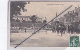 Chaumont (52) Caserne Du 109e - Chaumont