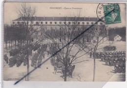 Chaumont (52) Caserne Damrémont - Chaumont