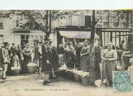 Les Normands-la Vente Du Beurre - Frankrijk