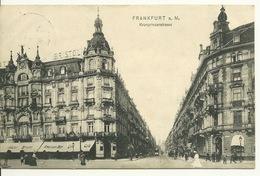 FRANKFURT A. M. / KRONPRINZENSTRASSE - Frankfurt A. Main