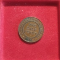 Australia 1/2  Penny 1930 - Moneta Pre-decimale (1910-1965)