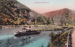 WAULSORT La Meuse - Belgique