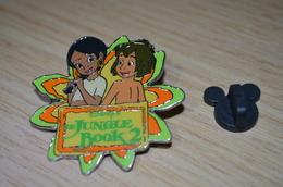Pin 18709 UK Disney Store - Jungle Book 2 (Mowgli & Shanti) - Disney