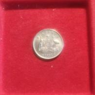 Australia 6 Pence 1956 - Moneta Pre-decimale (1910-1965)