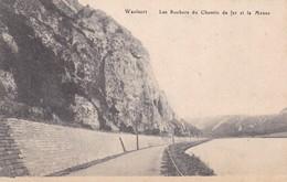 Waulsort Les Rochers Du Chemin De Fer Et De La Meuse - Sonstige