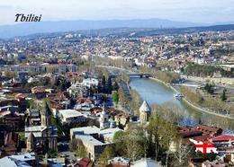 Georgia Tbilisi Overview New Postcard Georgien  AK - Georgien