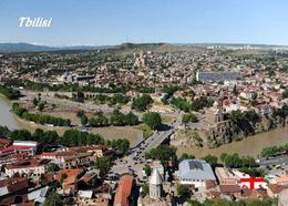 Georgia Tbilisi Aerial View New Postcard Georgien  AK - Georgien