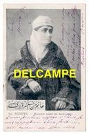 DD / EGYPTE / PERSONNES / HANOUM ( DAME DU HIGH-LIFE ) / 1904 - Personas
