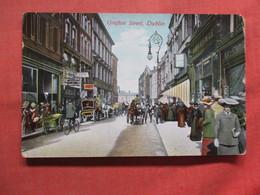 Ireland > Dublin Grafton Street   Corner Crease   Stamp  & Cancel    Ref 3785 - Dublin