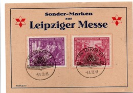Leipzig 1950 - Leipziger Messe - DDR