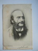 Jacques Offenbach Compositeur Componist Edit A.H.-J. Gelopen Circulée 1903 - Zangers En Musicus