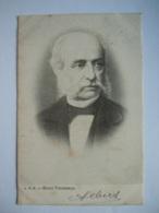 Henri Vieuxtemps Verviers 1820 Violist Compositeur Componist Edit A.H.-J. Gelopen Circulée 1903 - Zangers En Musicus