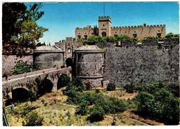 Rhodos 2 Postcards - Grecia