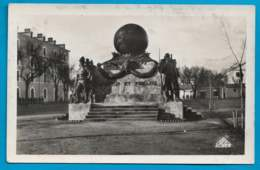 Editions PHOTO Africaines Alger - 11 - Monument De La Légion étrangère - Sidi-bel-Abbes