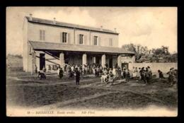 ALGERIE - DJIDJELLI - ECOLE ARABE - Autres Villes