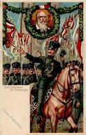 55318361 - Bayern Privatganzsache 1903 PP 15 C56/5 Nuernberg X. Deutsches Turnfest, Aus Dem Festspiel, Leichte Braeunun - Postal Stationery