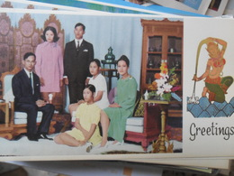 Thailand Royal Family - Kerstmis