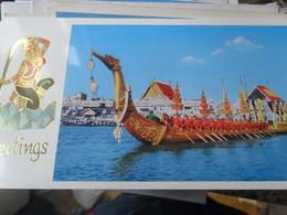 Thailand Royal Barge - Kerstmis