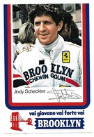 Ferrari - Jody Scheckter. - Grand Prix / F1