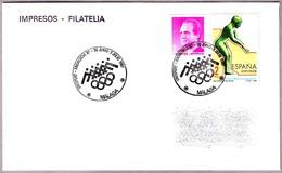 Matasellos UNISPORT- ANDALUCIA 87. Malaga, Andalucia, 1987 - 1931-Hoy: 2ª República - ... Juan Carlos I