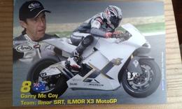 Carte Postale Moto Gp Garry Mc Coy - Motorbikes