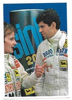 Ferrari - Jody Scheckter E Gilles Villeneuve. - Grand Prix / F1