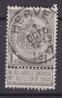N° 53 HERVE - 1893-1907 Coat Of Arms
