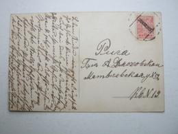 1910 , Ca., Karte Aus DORPAT Mit Stempel - Storia Postale