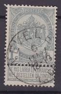 N° 53  NEVELE - 1893-1907 Coat Of Arms