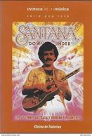 SANTANA - Down Under - Live At Sydney Australia's Hordern Pavilion 1979 - DVD - Concert Et Musique