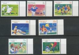 [72591]TB//**/Mnh-Australie 1989, Sports Divers. - Autres