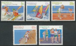 [72592]TB//**/Mnh-Australie 1990, Sports Divers. - Autres