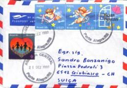 [902419]TB//-Brésil 1995 - Agencia Central - Brazilië