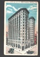 Baltimore - B. & O.R.R. Office Building - Baltimore