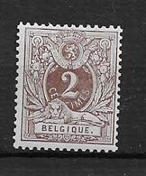 OBP44, Postfris** - 1869-1888 Lion Couché